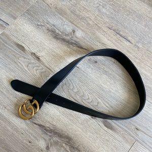 Fake Gucci belt